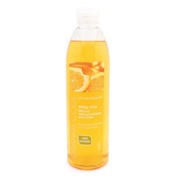гель для душа с маслом апельсиновых косточек