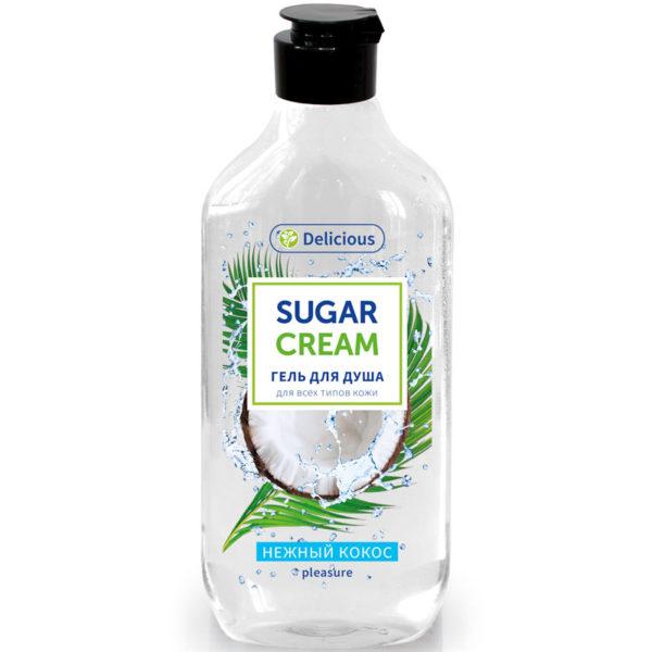 гель для душа Sugar cream